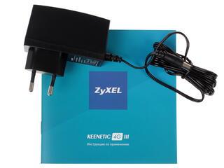 Маршрутизатор Zyxel Keenetic 4G lll REV.B