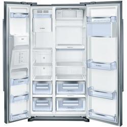 Холодильник BOSCH KAI90VI20R серебристый