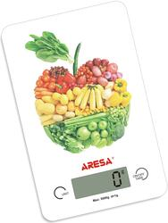Кухонные весы Aresa SK-409 белый