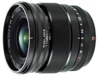 Объектив FujiFilm XF 16mm F1.4 R WR