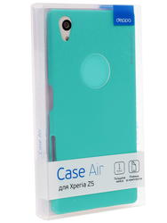 Накладка + защитная пленка  для смартфона Sony Xperia Z5