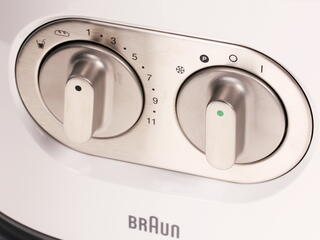 Кухонный комбайн Braun FP5160WH белый