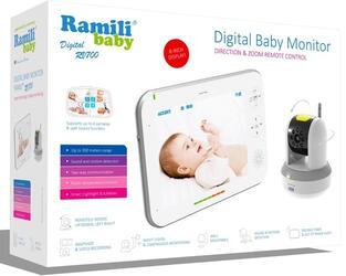 Видеоняня Ramili Baby RV700 белый
