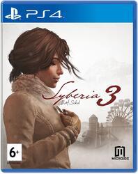 Игра для PS4 Syberia 3