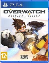 Игра для PS4 Overwatch: Origins Edition