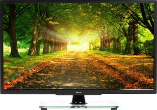 "28"" (71 см)  LED-телевизор DEXP H28B7100C черный"