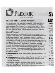 256 ГБ SSD-накопитель Plextor S2C [PX-256S2C]