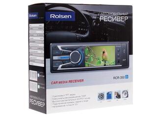 Автопроигрыватель Rolsen RCR-350B