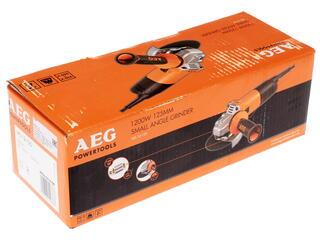 Углошлифовальная машина AEG WS12-125