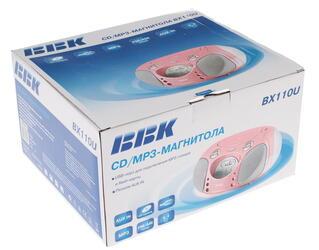 Магнитола BBK BX110U