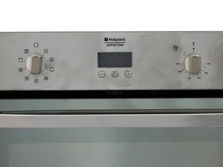 Электрический духовой шкаф Hotpoint-Ariston FHS 83 C IX/HA