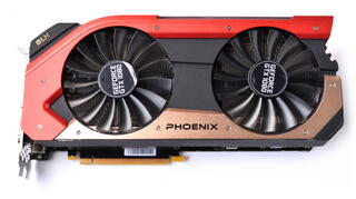 Видеокарта Gainward GeForce GTX 1080 Phoenix [426018336-3651]