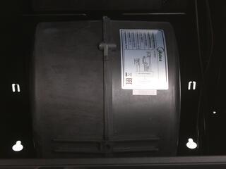 Вытяжка каминная Midea E60TEW3V03 черный