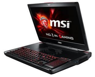 """18.4"""" Ноутбук MSI GT80S 6QF Titan SLI 6QF-076RU черный"""