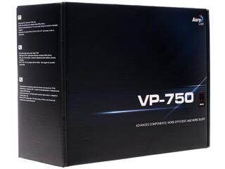 Блок питания Aerocool VP 750W [VP-750]