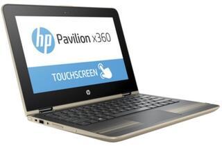 """11.6"""" Ноутбук HP Pavilion x360 11-u004ur золотистый"""