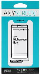 "5.5""  Пленка защитная для смартфона Highscreen Bay"