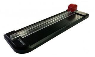 Резак сабельный  Office Kit Roll Cut A4 черный
