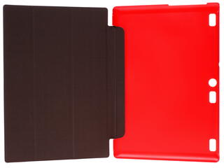 Чехол-книжка для планшета Lenovo Tab 2 (A10-70) красный