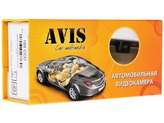 Камера заднего вида AVIS 168 CCD