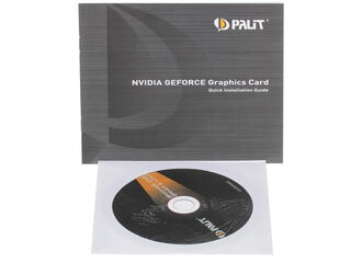 Видеокарта Palit GeForce GTX 1060 DUAL 6G [NE51060015J9-1060D]