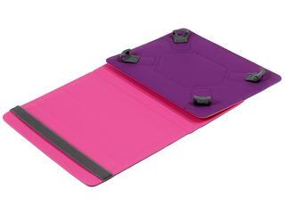 """Чехол для планшета универсальный 10.1""""  розовый"""