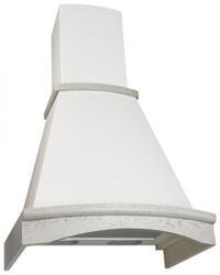 Вытяжка каминная ELIKOR РОТОНДА 60П-650-П3Л белый