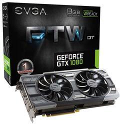 Видеокарта EVGA GTX 1080 FTW DT GAMING ACX 3.0 [08G-P4-6284-KR]