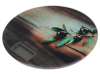 Кухонные весы Maxwell MW-1460 BN коричневый