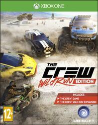 Игра для Xbox ONE The CREW Wild Run Edition