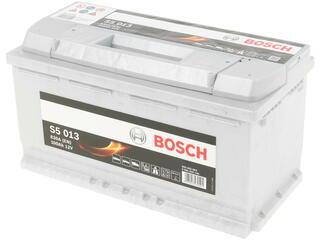 Автомобильный аккумулятор Bosch S5 013