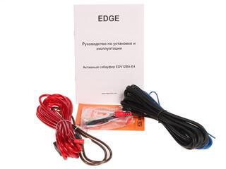 Автосабвуфер активный EDGE EDV12BA-E4