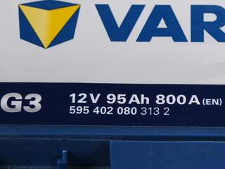 Автомобильный аккумулятор Varta Blue Dynamic G3