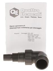 Погружной насос Quattro Elementi Drenaggio 300