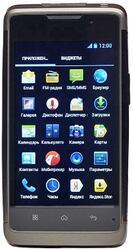 """4.1"""" Смартфон SENSEIT R413 4 Гб серый"""