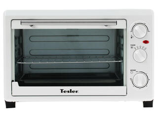 Электропечь Tesler EOG-2900 белый