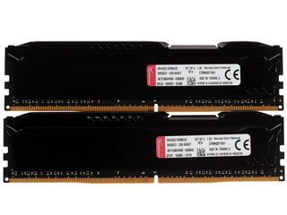 Оперативная память Kingston HyperX FURY [HX426C15FBK2/8] 8 Гб