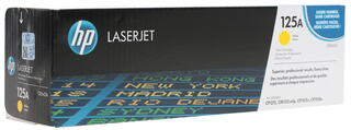 Картридж лазерный HP 125A (CB542A)