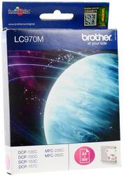 Картридж струйный Brother LC-970M