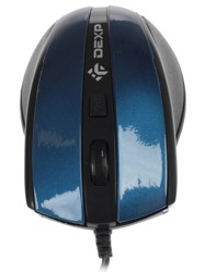 Мышь проводная DEXP CM-310LU