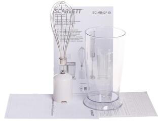 Блендер Scarlett SC-HB42F19 белый