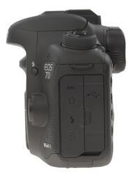 Зеркальная камера Canon EOS 7D Mark II Body черный
