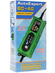 Зарядное устройство AutoExpert BC-40