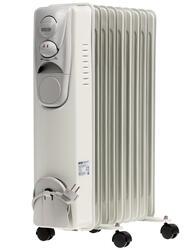 Масляный радиатор Mystery MH-9003 белый