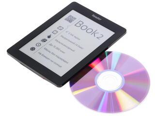 6'' Электронная книга Reader Book 2 черный