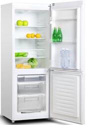 Холодильник с морозильником Hansa FK239.4 белый