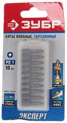Набор бит ЗУБР 26013-1-25-10