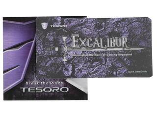 Клавиатура Tesoro Excalibur