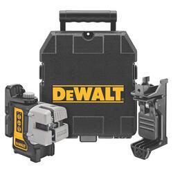 Лазерный нивелир DeWalt DW 089 K