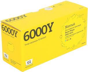 Картридж лазерный T2 TC-X6000Y